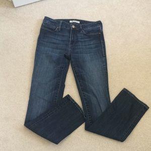 Mavi Straight Leg Jeans Size 27 EUC
